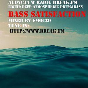 BASS SATISFACTION 8.11.12 RADIO BREAK.FM PODCAST