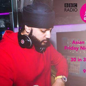 Amrit Bharj - BBC Asian Network Friday Night Residency Mix