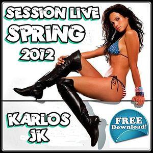 Karlos JK @ SESSION LIVE SPRING 2012