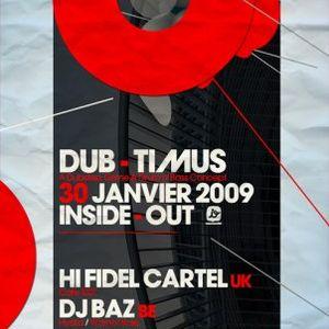 Mr Quiet Mix for Dub-Timus 2009