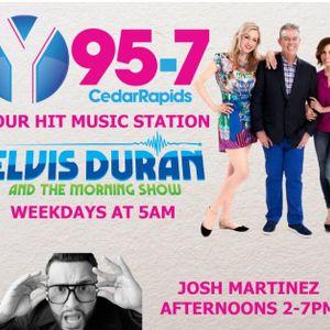 The Elvis Duran Morning Show Mini Mix Series #1 by Dj