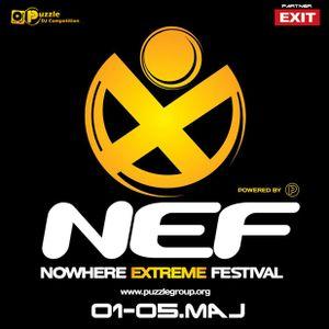 Nowhere eXtreme FESTIVAL 2014 [ DJ Senkii ]