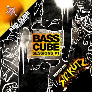 Red Cube Presents - Bass Cube Sessions #1 Mixed By Sir Kutz