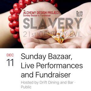 DEEP DRIFTIN' LIVE for The Alchemy Design Charity Bazaar Sunday