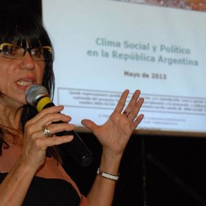 Analía del Franco sobre la II jornada de charlas, debate sobre periodismo