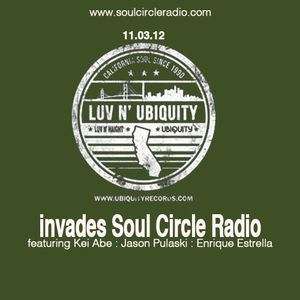SCR presents Ubiquity Records