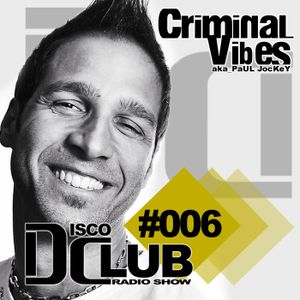 Disco Club - Episode #006 (August 2015)