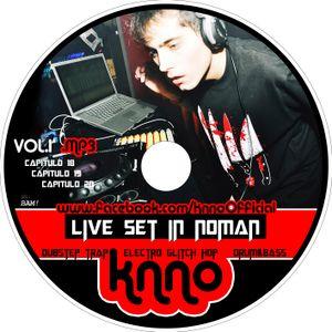 KNNO - LIVE IN DISCO KILLER (Buenos Aires) 26-07-2013