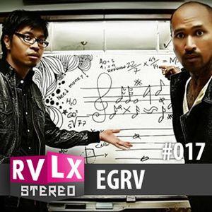 Ravelex Stereo #017 - EGRV
