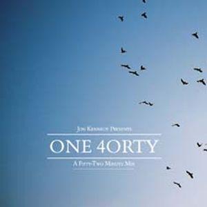 """Jon Kennedy - """"One 4orty"""" MIX"""