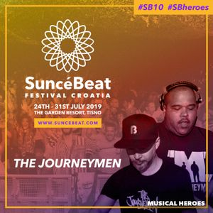 Suncebeat Musical Heroes Guest Mix #17 The Journey Men