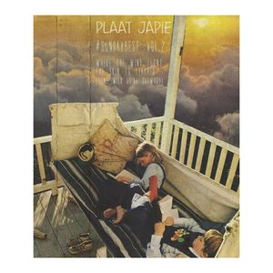 Plaat Japie - #SundayBest Vol.2: Where The Wind Turns The Skin To Leather (Some Wild Going Outward)