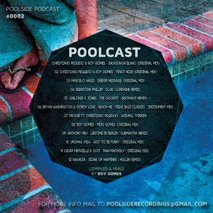 PSRP0002 // Poolcast Vol.2 // Hosted By Profundo & Gomes // 2014