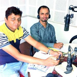 Journalist Subodh Gautam in Radio Link