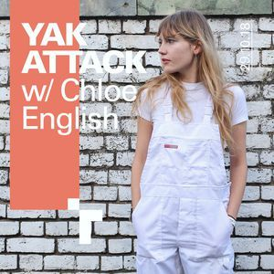 YAK ATTACK! with Chloe English - Monday 8 April