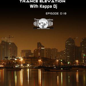 Kappa Deejay - Trance Elevation [Episode 018]