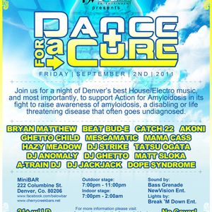 Dance for the Cure - DJ.JackJack
