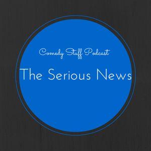 4/8/15 The Serious News TSA/Lohan/Shark