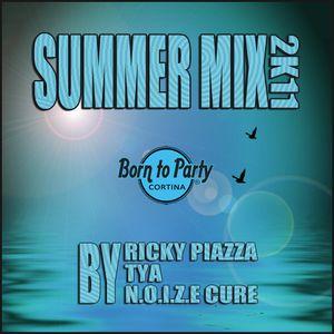Summer Mix - CD2 Tech-Minimal House by TYA