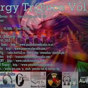 Pencho Tod ( DJ Energy- BG ) - Energy Trance Vol 159