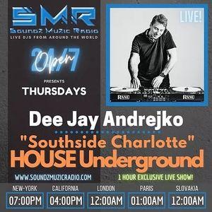 Classic HOUSE - Live for SMR 14 (124-126Bpm) April 2021