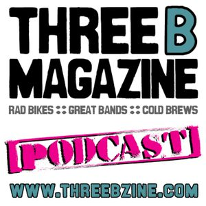 Three B Zine Podcast! Episode 13 - See The Light W/ Chris Demakes of LESS THAN JAKE!