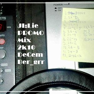 JI:Lie Promo Mix 2k10 DeCemBer
