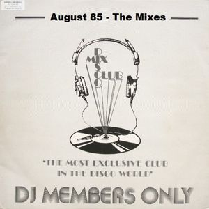 DMC Issue 31 Mixes August 85