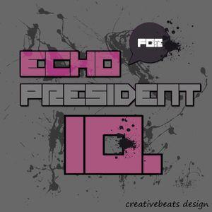 Creative Beats - ECHO for PRESIDENT 10#