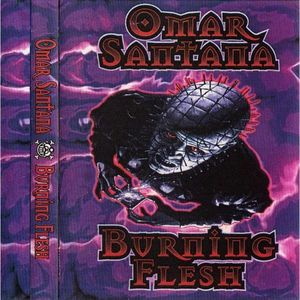 Omar Santana - Burning Flesh (Side C) [Dr Freecloud's Mixing Lab DR015]