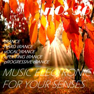 Music Electronic For Your Senses-036 - 16/Dec/16 (Progressive Trance, Trance, Uplifting Trance)