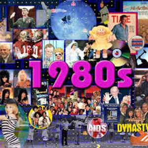 The 80's Show 1986 prt1 13th August 2015