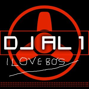 DJ AL1 - I love 80s vol 2