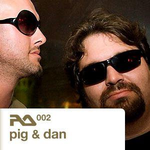 Resident Advisor Podcast 002 - Pig & Dan (RA 002)