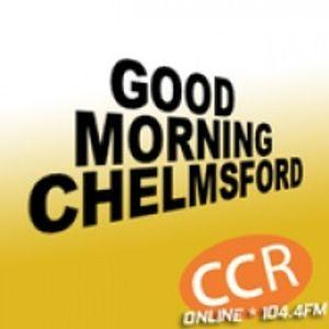 CCRWeekdays-gmc - 16/11/18 - Chelmsford Community Radio
