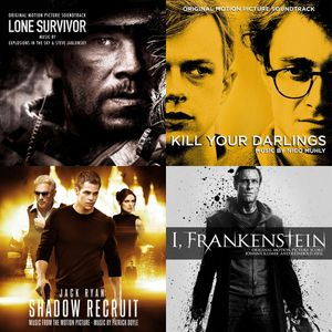 Soundtrack Adventures #131 with new scores by Zimmer, Zarvos, Djawadi, Doyle @ Radio ZuSa 2014-02-23