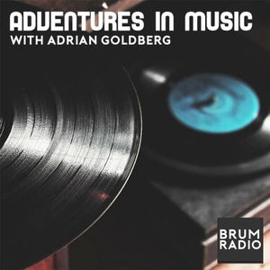 Adventures in Music with Adrian Goldberg (18/09/2021) - Vic Godard