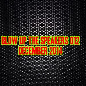 Blow Up The Speakers 012 - December 2014