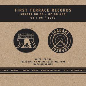 First Terrace Records w/ Machinefabriek - 4th June 2017