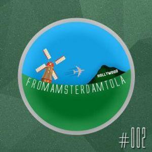 Episode 002   JAMEZKRAFT   From Amsterdam to LA