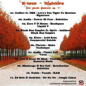 A-tesz - Nightlife - IrieYouthPodcast Ep 11.