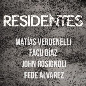 Residentes 001 # Matias Verdenelli