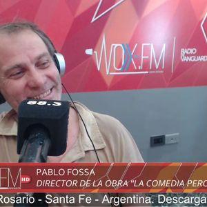 """Estreno de """"La familia Peronista""""  Pablo Fossa   26/10/2017"""