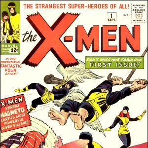 18 - Uncanny X - Men #1 - The First Appearance Of The X - Men