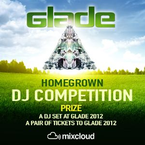 dave southwell  - Glade Homegrown DJ Competition 2012