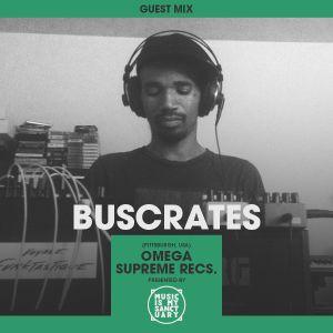 MIMS Guest Mix: BUSCRATES (Omega Supreme Records, Atlanta)