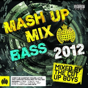 Ministry of Sound- Mash Up Mix Bass 2012 (Continuous Mix 2)