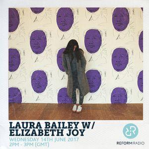 Laura Bailey w/ Elizabeth Joy 14th June 2017