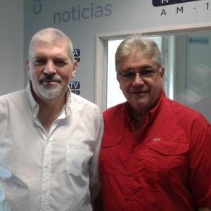 CONTRACARA con Nestor Alifraco y Juan Carlos Bonaura 21-12-2017