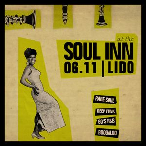 At The Soul Inn Berlin | Promo Mix 11/2010 | Guestmix by Steven Inch